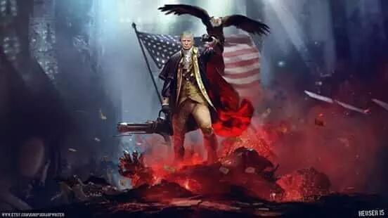 trump-warrior